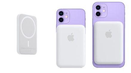 Apple lanza su power bank para los iPhone 12: por encima del promedio en precio, pero no en batería