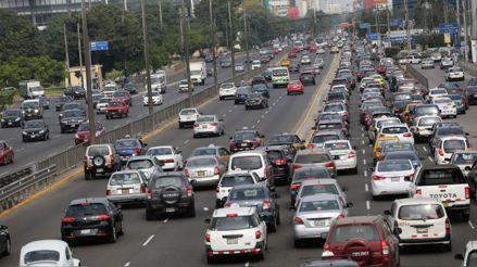 MTC: La velocidad máxima en avenidas será de 50 km/h y en calles 30 km/h