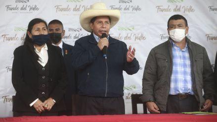 Frente Amplio a Pedro Castillo: