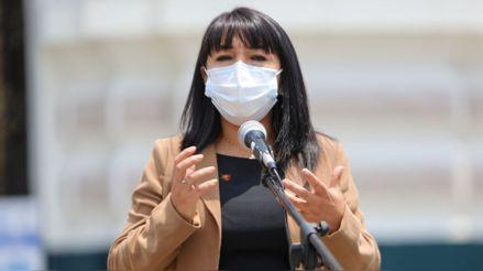 Mirtha Vásquez tras proclamación de Pedro Castillo: