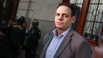 Fiscalía dispone iniciar diligencias preliminares contra Mark Vito Villanella