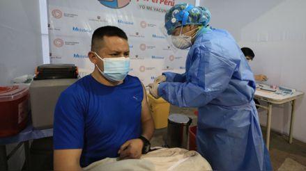 Perú logró aplicar más de 11 millones de dosis de la vacuna contra la COVID-19