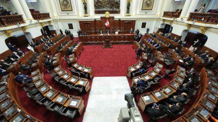Congreso: se presentan dos listas para presidir la Mesa Directiva
