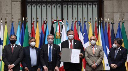 La Celac acuerda constituir la Agencia Latinoamericana del Espacio