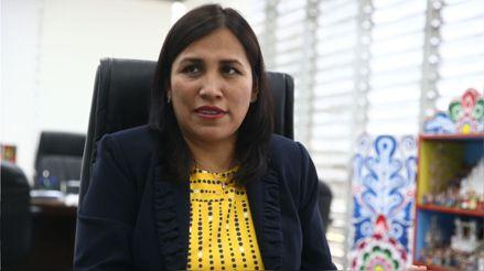 Flor Pablo: Lo que queremos es un Gabinete de consenso, sin cuestionamientos y con ganas de trabajar