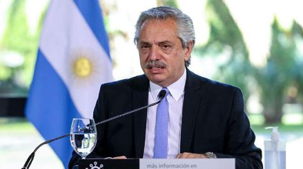 Presidente de Argentina viajará al Perú para la investidura presidencial de Pedro Castillo