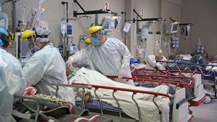 Minsa: Hay 5 858 pacientes hospitalizados por la COVID-19 en todo el país