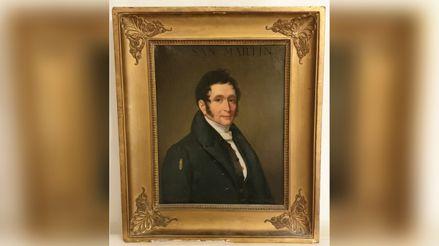 José de San Martín: la historia detrás de su inédito retrato