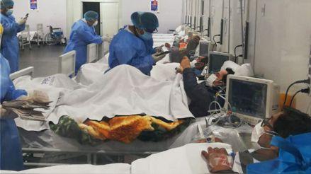 Minsa reporta 47 fallecidos y 828 casos nuevos de la COVID-19 en el último día