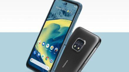 El Nokia XR 20 es la propuesta ultrarresistente de la emblemática marca