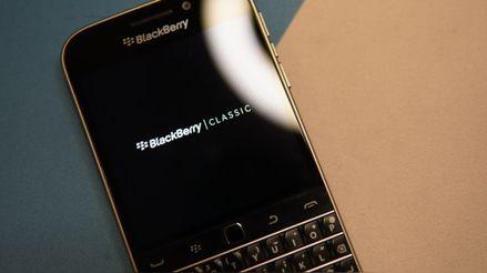 El teléfono BlackBerry con 5G y teclado físico da señales de vida