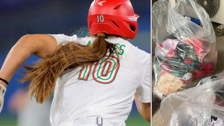 Tokio 2020: Equipo de sótfbol de México botó sus uniformes para llevarse colchas y almohadas