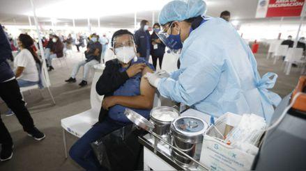 Ministro de Salud anuncia vacunatón para el 6, 7 y 8 de agosto