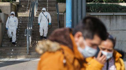 Europa supera la barrera de los 60 millones de casos de coronavirus con más de 1,2 millones de muertos