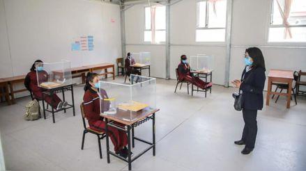 ¿Cómo está avanzando el retorno a las clases semipresenciales en el Perú?