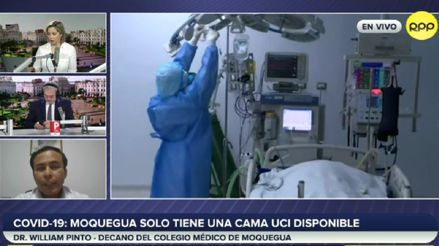 Colegio Médico de Moquegua: