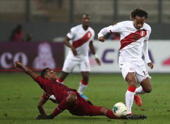 EN DIRECTO, Perú vs Venezuela: EN VIVO MINUTO A MINUTO por Eliminatorias Qatar 2022| horario y dónde ver el partido por TV