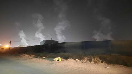 Chosica: dos miembros del Ejército permanecen desaparecidos tras incendio en fábrica de armas