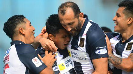 ¡Sigue en la punta! Alianza Lima venció 1-0 a FBC Melgar por la fecha 12 de la Fase 2