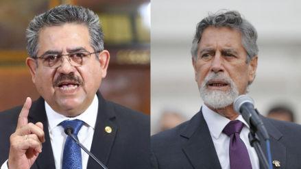 ¿Le corresponde pensión vitalicia a Manuel Merino y a Francisco Sagasti? Esto opina un constitucionalista