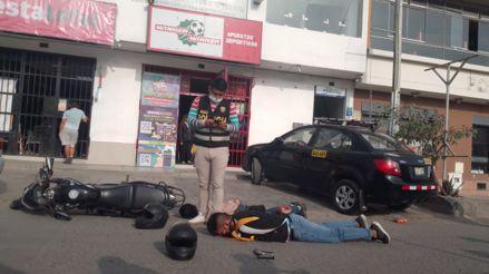 Comas: PNP frustra asalto a casa de apuestas y captura a dos delincuentes [VIDEO]
