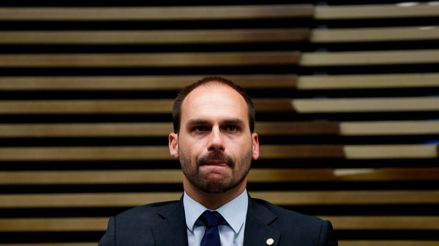Brasil: El hijo deJair Bolsonaro da positivo a COVID-19 tras volver de Naciones Unidas
