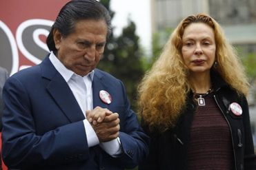 Alejandro Toledo: Fiscalía estadounidense sustenta pedido de extradición de expresidente