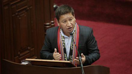 Presentan moción para invitar al Congreso a Guido Bellido tras pronunciamiento sobre Camisea