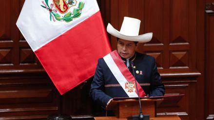IEP: 42% de los peruanos desaprueba la gestión de Pedro Castillo