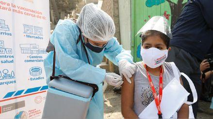 Minsa: Desde este lunes 27 de septiembre se inicia vacunación de jóvenes de 21 años a más en Lima y Callao