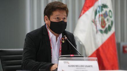 CONFIEP tras tuit de Guido Bellido sobre gas de Camisea: