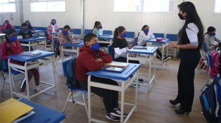 ¿Qué hace falta para la reanudación de clases en todo el Perú?
