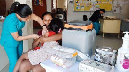 ¿Cómo va la vacunación para los niños que aún no han recibido sus vacunas del Esquema Nacional de Inmunizaciones?