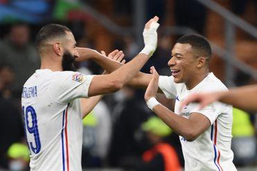 Francia venció 2-1 a España y se coronó campeón de la Liga de Naciones