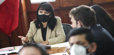 Mirtha Vásquez informa sobre los acuerdos del Consejo de Ministros | EN VIVO