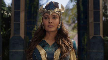 Salma Hayek y su debut como heroína de Marvel a los 55 años: