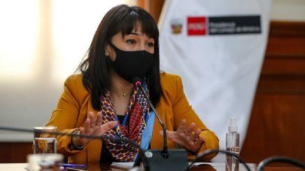 Mirtha Vásquez sobre ley que regula la cuestión de confianza: