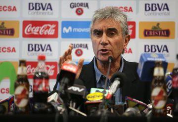 Selección Peruana EN VIVO: Juan Carlos Oblitas entrevista tras partidos de Eliminatorias Qatar 2022