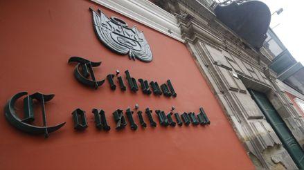 Gobierno presentó demanda de inconstitucionalidad ante TC por ley que regula la cuestión de confianza