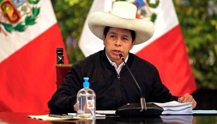 Pedro Castillo anuncia masificación de gas natural:
