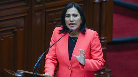 Flor Pablo: El Gobierno tiene que ponerse a trabajar e implementar el Plan de Emergencia Educativa