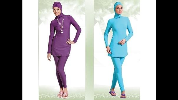 banador para mujeres musulmanas