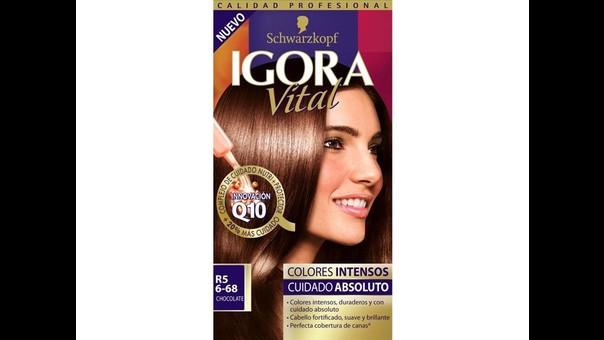 Colores de pelo igora vital