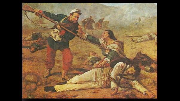 Resultado de imagen para Fotos: Chile declara la guerra a Bolivia y Perú