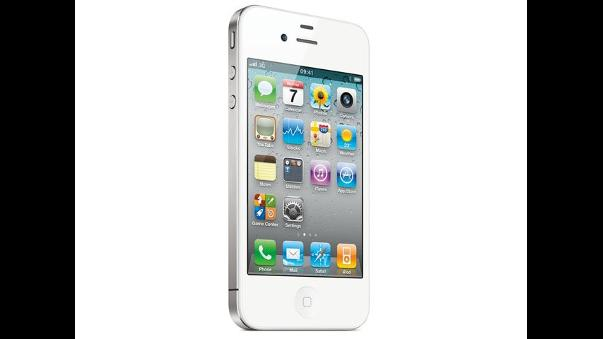0b6c8eeacf2 Usuarios peruanos podrán adquirir el iPhone 4 blanco en Movistar ...