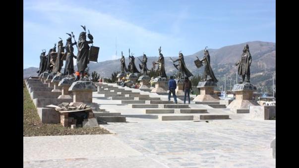 Los 14 Guerreros Que Resguardan El Camino Inca De Cajamarca Rpp Noticias