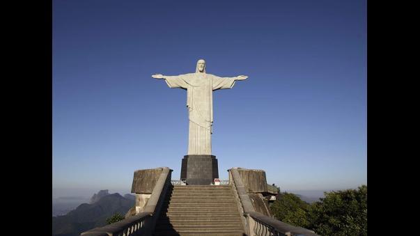 524598dce34 Cristo Redentor cumple 80 años convertido en símbolo de Río de Janeiro