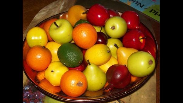 Noche fruta por la