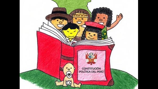 Conozca la Constitución Política del Perú para Niños