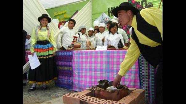 Huancayo Todo Listo Para Feria Gastronómica Y Típica Sabe